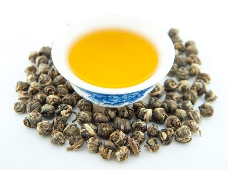 жемчужина дракона чай свойства